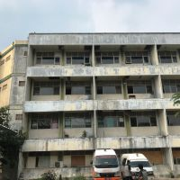 SATU PAKET BONGKARAN : terdiri dari 11 (sebelas) unit ex. gedung kampus STIA YAPPAN, Jagakarsa, JAKSEL