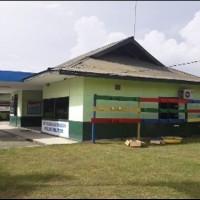 1 unit Bangunan Gedung Kantor Permanen tahun 1963 luas 60 m2 untuk selanjutnya dibongkar