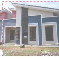 Sebidang tanah luas 150 m2 berikut bangunan SHGB No 03897 di Perum Royal Mountain View Type Aspen Blok SC No.07 Manado
