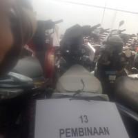 Kejari Aceh Tamiang, 1 (satu) unit Sepeda motor Supra X 125 warna merah No. Pol. BL 5337 NM, tanpa STNK dan BPKB.