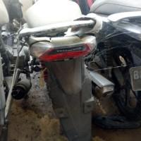 Kejari Aceh Tamiang, 1 unit Sepeda motor blade warna hitam orange tanpa Nomor Polisi, tanpa STNK dan BPKB.