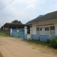 Tiga bidang tanah beserta bangunan Pabrik dijual satu Paket beserta  Mesin-mesin