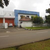 Sebidang tanah beserta bangunan pabrik