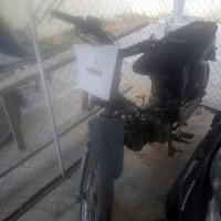 Kejari Aceh Tamiang, 1 (satu) unit Sepeda motor cina merk Nasa warna hitam tanpa Nopol, tanpa STNK dan BPKB.