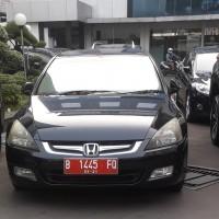 Dirjen Mineral&Batubara. 1 unit Mobil Sedan Honda Accord VTI  LAT Nopol. B 1445 FQ Tahun 2006, di Jl. Prof. DR. Soepomo SH. No.10 Jakart