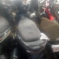Kejari Aceh Tamiang, 1 (satu) unit Sepeda motor Yamaha Mio J warna hitam No. Pol. BL 5920 UF, tanpa STNK dan BPKB.