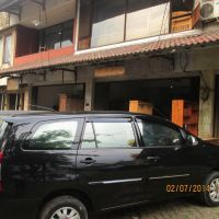 BRI Pdk.Indah : tanah +  bangunan SHM No.1927,luas 187  m2, Jl.Raya Ir. H. Juanda No.20, Ciputat, Kota Tangerang Selatan