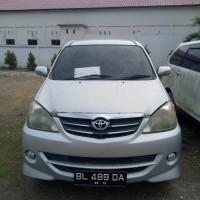 Kejari Aceh Tamiang, 1 unit mobil mini bus Toyota Avanza warna silver nopol BL 489 DA, tanpa STNK dan BPKB.