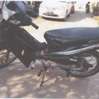 1 unit kendaraan roda 2  Merk/Type Honda/NF 100 SL, tahun 2006, Nomor Polisi DS 6270 GE