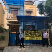 tanah + bangunan SHM No.632, Luas 120  m2,  Komplek Taman Asri Blok B.IV No.4, Tangerang