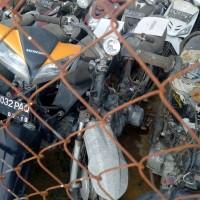 Kejari Aceh Tamiang, 1 (satu) unit sepeda motor Merk Honda Supra hitam, tanpa body, tanpa Plat Nopol, tanpa BPKB dan STNK.