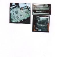 Kemenag.Melawi: 3 unit yang terdiri dari LCD Proyektor/Infocus, Laptop, dan Printer Rusak Berat