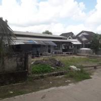 Permata (23/9) - sebidang tanah, luas 500 m2, SHM 5403, berikut bangunan, terletak di Ke. Air Putih, Samarinda Ulu