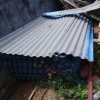 Satu paket bongkaran renovasi gedung dan bangunan milik Kantor Pertanahan Kabupaten Bengkulu Selatan