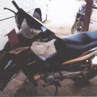 1 unit kendaraan roda 2  Merk/Type Honda/NF 100 SL, tahun 2006, Nomor Polisi DS 6269 GE