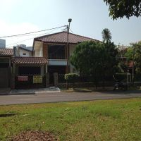 Bank Panin KCU Palmerah : T/B LT.320 m2 SHM.1798 Perum Taman Bona Indah Blok A8 No.23-24, Lebak Bulus, Cilandak, Jakarta Selatan