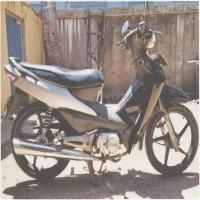 1 unit kendaraan roda 2  Merk/Type Honda/NF 100 SL, tahun 2005, Nomor Polisi DS 6039 GE