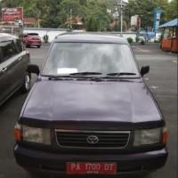 1  unit kendaraan roda 4 Merk/Type Toyota/Kijang tahun 1997 Nopol PA 1700 DT