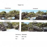 UPBU Sultan Babullah Ternate: 1 (satu) paket Barang  inventaris  kantor sejumlah 234 unit / buah kondisi rusak berat