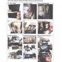 PNM.Pontianak: 1 (satu) paket peralatan kantor dan furniture