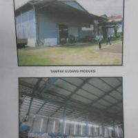 BNI: PT Bagus AB: TB, 22 SHM luas 38.249 m2, di Jl Raya Sadang-Subang KM.9, Ds/Kec Cibatu, Purwakarta