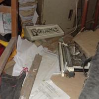 [MTsN5TnD] 1 (satu) paket barang inventaris kantor tercatat dalam data sebanyak  467  unit kondisi rusak berat