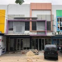 PANIN :Sebidang tanah berikut bangunan,luas 54 m2, SHM No.3948 di.Komplek Ruko Citraland Puri Indah Residence Blok A7 No.6 Serang-Banten