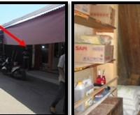 BSM (1a) T/B sesuai SHMNo.2332 LT 23m2 terletak di Nagari IV Koto Pulau Punjung Kec. Pulau Punjung, Kab Dharmasraya