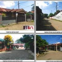 Tanah berikut bangunan di atasnya SHM 02029 luas 129 M2  di Perum Griya Maros Indah, Bontoa, Mandai, Kab. Maros (Bank Mandiri CCR)