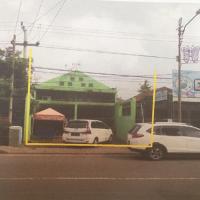 BANK FAMA 9 A : 2  Bidang Tanah dan  Bangunan di Blok Sukamaju / Jl. Mayor Abdurachman No 230, Kel Kota Kaler