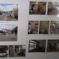 PN Tanjungkarang-1. Sebidang tanah luas 341 m2 + bangunan, SHM, di Jl.Laksamana Martadinata, Pesawahan, B.Lampung