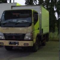 1 unit kendaraan roda empat merk/type Mitsubishi/Delivery Van, Thn 2007, Nopol B9852FRU