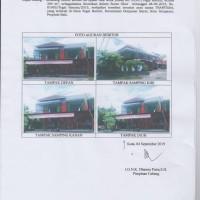 1 (satu) bidang tanah dan bangunan, SHM No.02201, terletak di Denpasar (Panin Kuta)