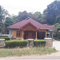 BRI Sijunjung Lot 2.Tanah dan Bangunan SHM No. 154 Luas 1.130 M2 di Nagari Limo Koto Kec Koto VII Kab Sijunjung