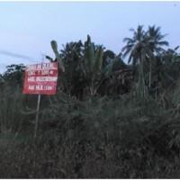 BRI Padangsidimpuan : 2. Tanah luas 1.888 M2 & 1.451 M2 (SHM No.210 & No.246) An. Deflin Morina, di Kel. Pudun Jae