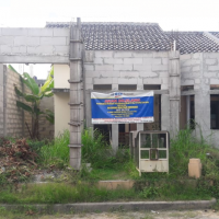 BTN:Sebidang tanah luas 115m2 dan  bangunan,SHGB No. 366,di Perumahan Rahayu Residence Blok C 1 No. 11,Kota Serang