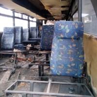 Damri : 1 (satu) paket besi tua (srcap) bekas kendaraan bus, kondisi apa adanya dengan segala penyusutan dan kekurangannya
