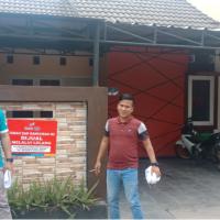 BJB. Sebidang tanah seluas 72 M 2 dan bangunan di Taman Graha Asri Block GM 19 No. 10, Kota Serang.   SHM No. 5472