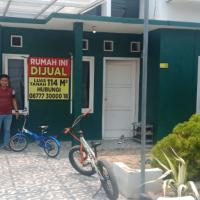 BJB. Sebidang tanah seluas 114 M 2 dan bangunan di Perum Panggung Jati Residance Block C1 No. 10, Kota Serang, SHM No. 1624