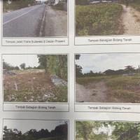 1 (satu) bidang tanah seluas 9.210 m2 terletak di Kelurahan Kilongan, Kecamatan Luwuk Utara, Kabupaten Banggai TIM PAILIT