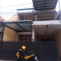 BRI Pluit - dua bidang tanah berikut bangunan yang dijual dalam satu paket yg terletak di Perumahan Citra Garden Blok G.6 No. 30