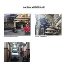 KSP Sahabat Mitra Sejati - Tanah & bangunan SHM No. 00734 luas 309 M2 terletak di Ds. Cangkringrandu Kec. Perak Kab. Jombang