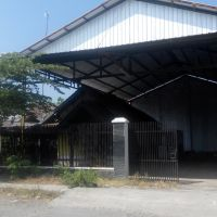 BRI BREBES : T+B SHM 00623 luas 592  m2 di Jl A Yani RT 01/02 Bulakelor, Ketanggungan, Brebes