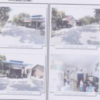 BNI, Tanah berikut bangunan SHM No. 2033 Luas 228 m2 di Desa/Kel. Wonosari, Kec. Tanjung Morawa, Kab. Deli Serdang