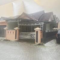 BRI TELUK (1): Tanah dan bangunan  SHM No.15338/S.I,LT 176  m2 di Perumahan Arum Lestari  Permai, Sukarame Bandar Lampung.