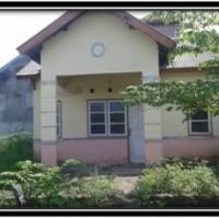 BRI Lahat: Tanah & Bangunan Luas 162M2, SHM No. 840, Terletak di Jl. Kusuma Jaya I, Lahat, Sumsel