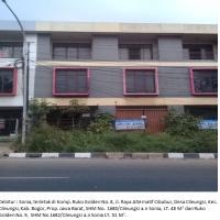 2.Bank CIMB Niaga, T/B ruko di , Jl. Raya Alternatif Cibubur,Desa Cileungsi, Kec. Cileungsi, Kab. Bogor