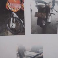 (KEMENRISTEKDIKTI) lot 2 berupa : 1 (satu) unit motor Honda/NF 100 SL, tahun 2007, Nopol B 6151 PGQ, Rusak Berat
