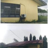 1 (satu) paket bangunan yang akan dibongkar milik Politeknik Pembangunan Pertanian Gowa