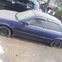 Kejari Negeri kota Sukabumi akan melelang 1 unit kendaraan roda 4 merk toyota corolla  warna biru  pengumuman terlampir  Telp 0266 222331)